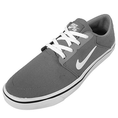 schwarz Skaterschuhe SB COOL schwarz grau weiß CNVS Portmore Nike GREY Herren IaqnFvnB