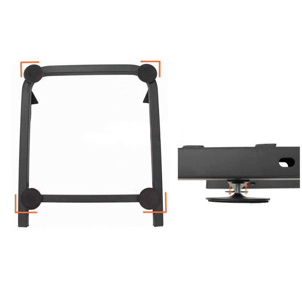 Support de roue Support de roue Support de support en acier Thrustmaster Log-itech