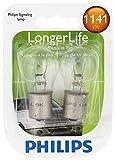 Philips 1141 LongerLife Miniature Bulb, 2 Pack