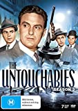 The Untouchables Season 3 | Robert Stack | NON-USA Format | PAL Region 4 Import - Australia