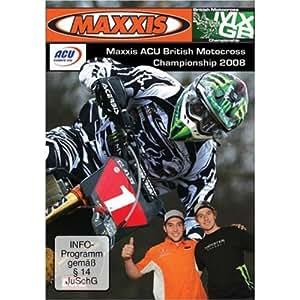 British Motocross Championship Review 2008 [Import anglais]