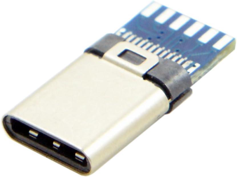 Cy Diy 24pin Usb 3 1 Typ C Usb C Stecker Smt Typ Elektronik