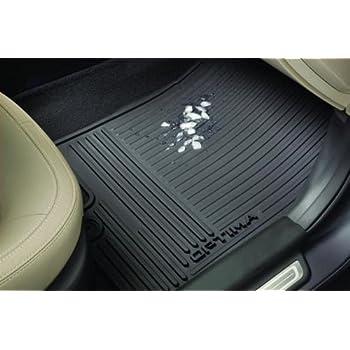 Amazon Com 2014 2015 2016 Kia Forte All Weather Rubber Floor Mats Set 4dr Sedan Amp 5dr