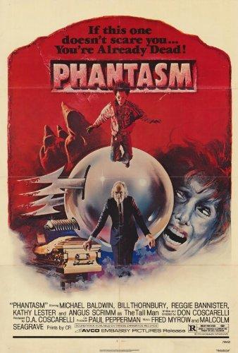 Image result for phantasm poster