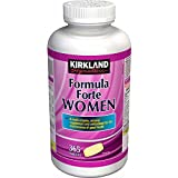 Kirkland Signatur Formula Forte Women, 365 Tablets (365)