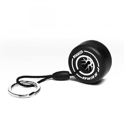 Pirelli Mediano neumáticos Llavero (Color Blanco): Amazon.es ...
