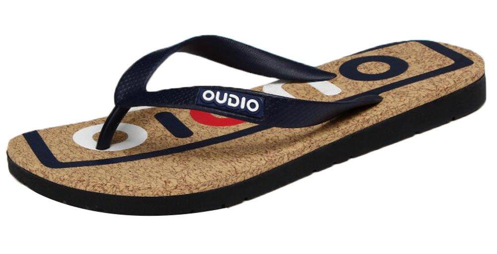 Zapatillas de playa de vacaciones Black Temptation
