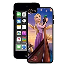 Durable Ipod Touch 6th Case Disney Tangled Rapunzel ,Unique Ipod Touch 6th Case Disney Series Back Case Cover