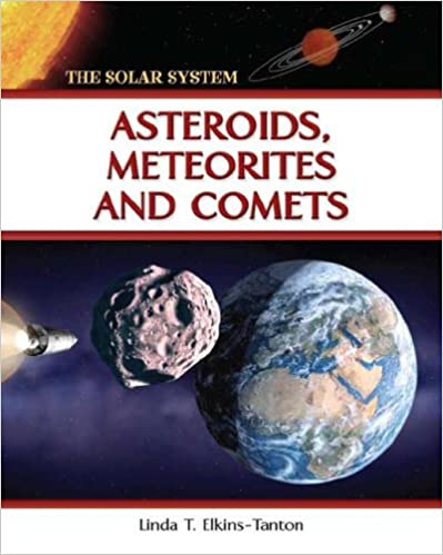 Book Asteroids, Meteorites and Comets (Solar System (Chelsea House))