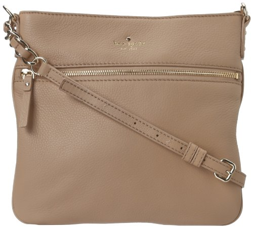 Kate Spade New York Cobble Hill Ellen Cross Body,Affogato,One Size, Bags Central