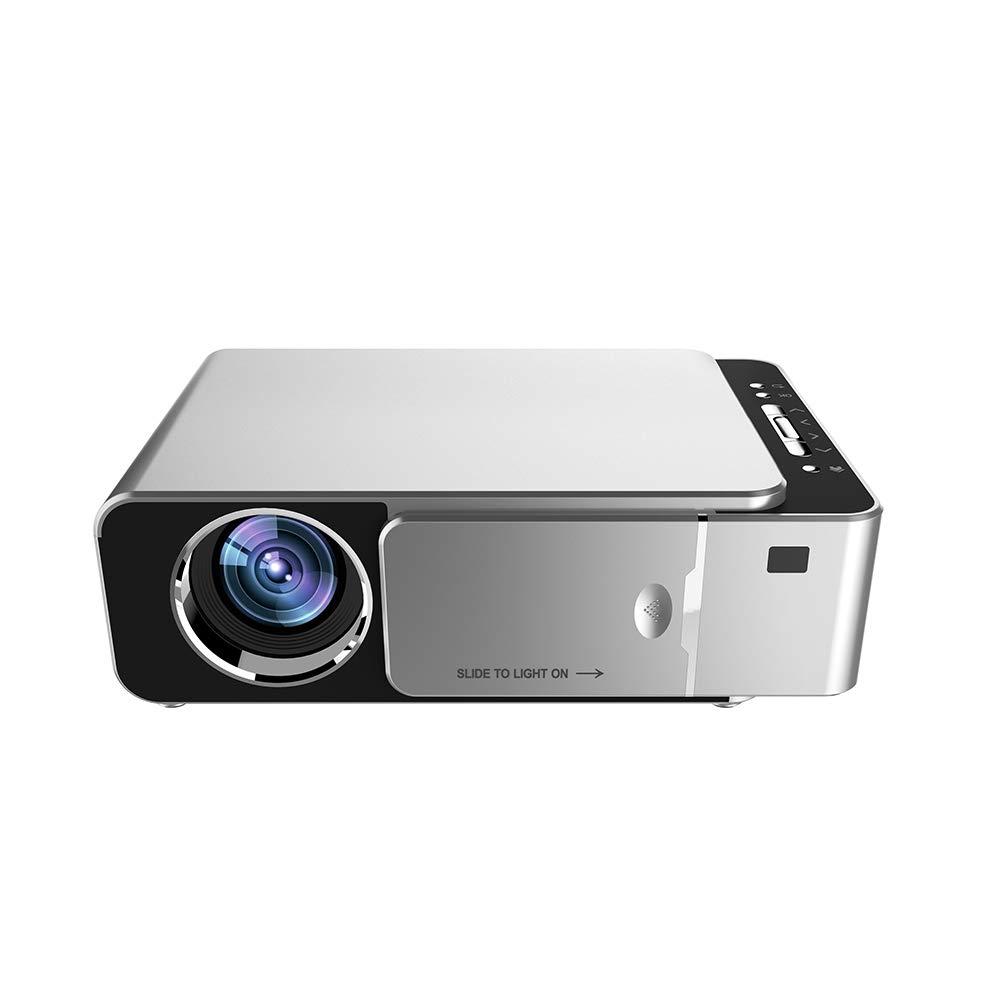 Portable Mini LED Cinema Video Digital HD Home Theater Projector Beamer Projector UK Plug B07NDWYQNG