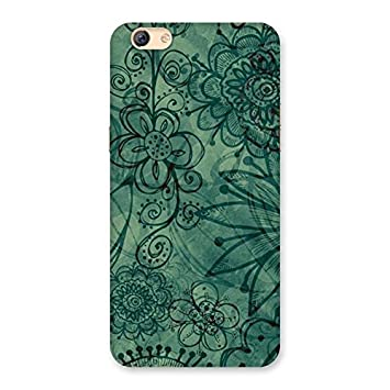 Neo World Green Texture Wallpaper Back Case Cover For