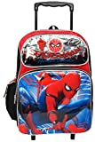 Marvel Spiderman Home Coming Large 16'' Rolling Backpack