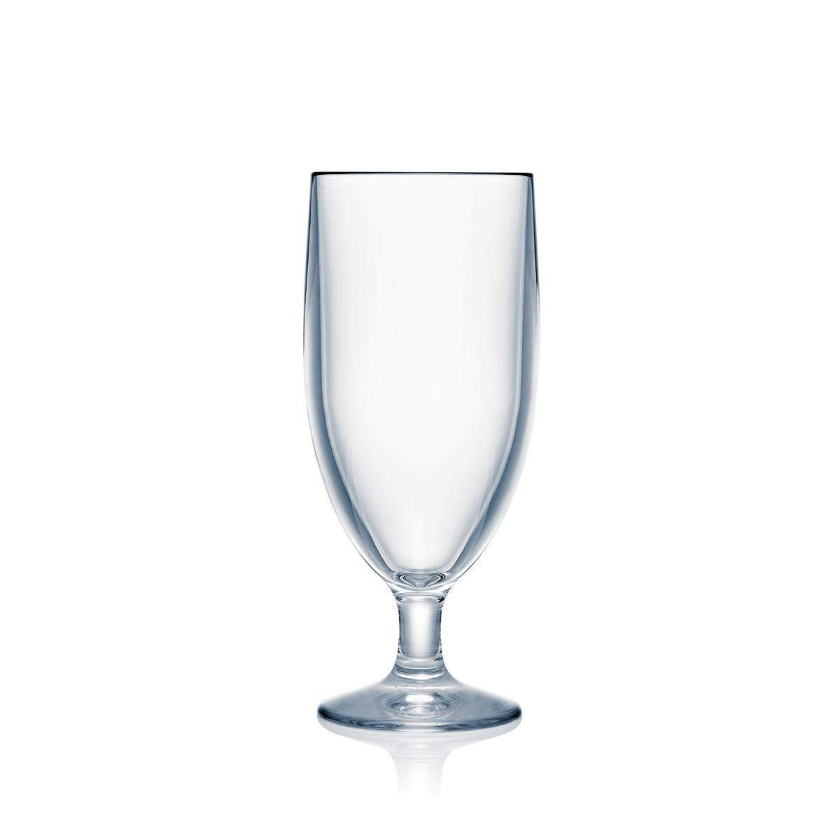 Strahl-20614 Design+ Contemporary Water Soda Goblets, 14-Ounce, Set of 4