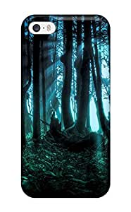 Faddish Phone Dark Forest Case For Iphone 5/5s / Perfect Case Cover