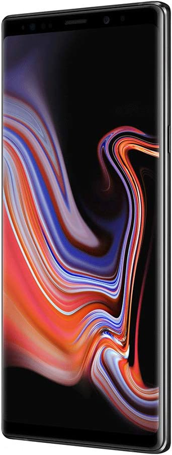 "Samsung Galaxy Note 9 SM-N960F/DS 128GB/6GB (Midnight Black) 6.4"" QHD+ sAMOLED Factory Unlocked GSM (No CDMA) - International Version (No Warranty in ..."