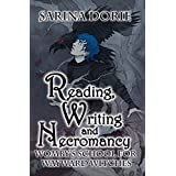 Reading, Writing and Necromancy: A Cozy Witch Mystery (Womby's School For Wayward Witches Book 6)
