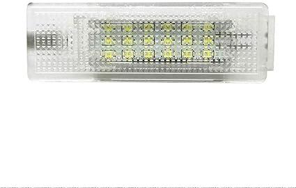 1x 18 Smd Led Modul Kofferraumbeleuchtung 6000k Weiß V 030604 Auto