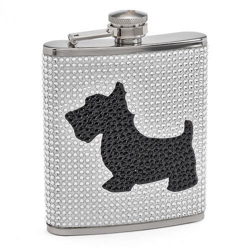 楽天 Juicy Coutureステンレススチールフラスコ – Limited Edition Edition – Scottie Limited Dog – B01AE89P1M, Rock oN Line:cc0e90bf --- kickit.co.ke