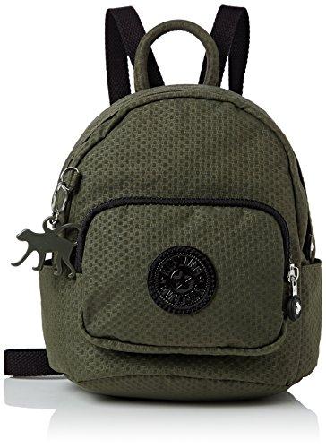 Mini Backpack in Dots Cact Khaki