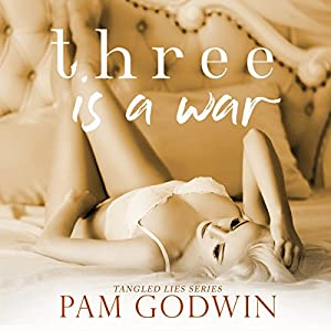 Three Is a War Audiobook