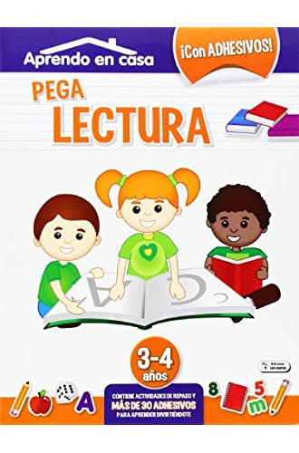 Pega Lectura. 3