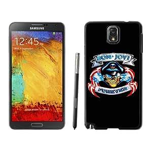 Beautiful And Unique Designed Case For Samsung Galaxy Note 3 N900A N900V N900P N900T With bon jovi 02 Phone Case