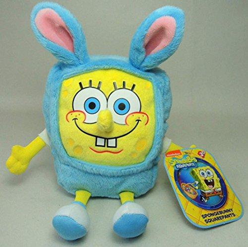 SpongeBob Squarepants 7 inch plush - SpongeBunny Squarepants (Bunnies In Costumes)