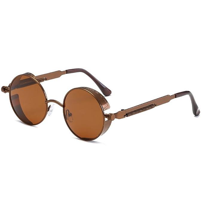 Retro rund Sonnenbrille für Herren und Damen Cyber Retro für Außen & Innen Gf5pPWEbj