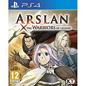 Arslan The Warriors of Legend R2 (PS4)
