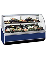 Federal Industries SN-6CD Series 90 Refrigerated Deli Case