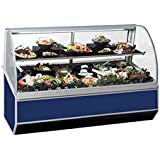 Federal Industries SN-4CD Series 90 Refrigerated Deli Case