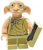 Lego Harry Potter Dobby Minifigure with Sock
