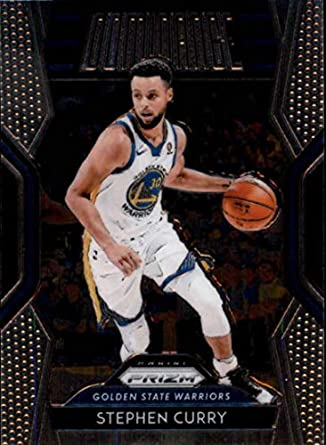 3ab36045546 2018-19 Panini Prizm Dominance  18 Stephen Curry Golden State Warriors NBA  Basketball Trading