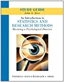 img - for Study Guide: An Introduction to Statistics and Research Methods- Becoming a Psychological Detective book / textbook / text book