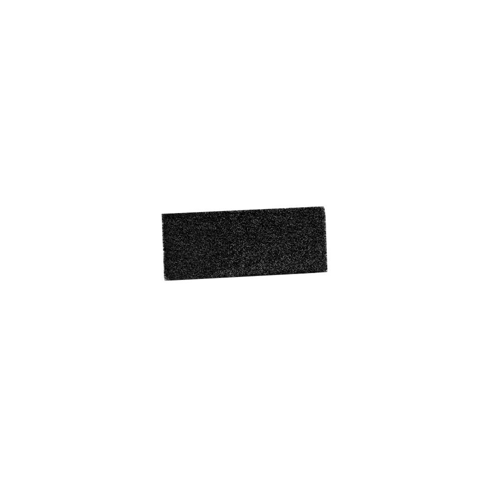 3M 8550 Black Doodlebug High-Pro Pad - 40 / CS by 3M
