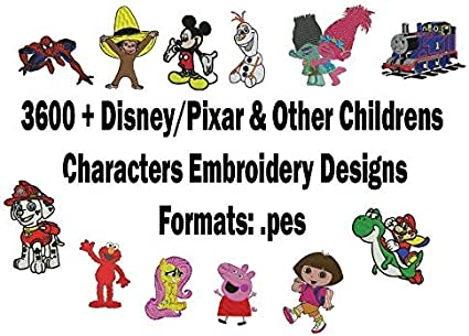 SEWING KNITTING CD or USB machine embroidery designs files many formats pes etc