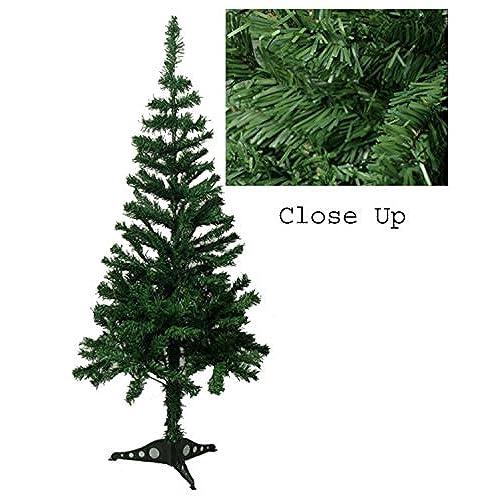 4 charlie pine artificial christmas tree unlit - Artificial Christmas Trees Amazon