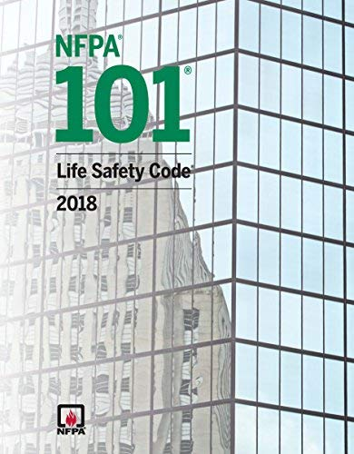 NFPA 101 Life Safety Code 2018 (Fire Safety Engineering)