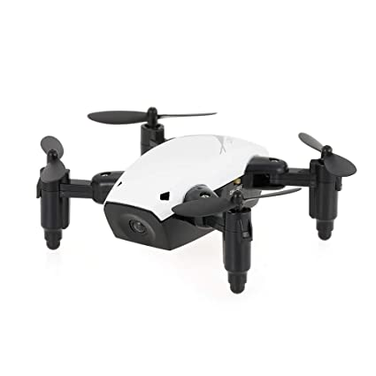 Lxfxin Juguetes de Control Remoto Mini Drone Quadcopter S9HW con ...