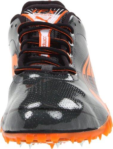 Zapatillas De Trail Puma Complete Tfx Sprint Iii Dark Shadow / Steel Grey / Orange / Black