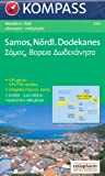Samos %28Greek Island Maps%29