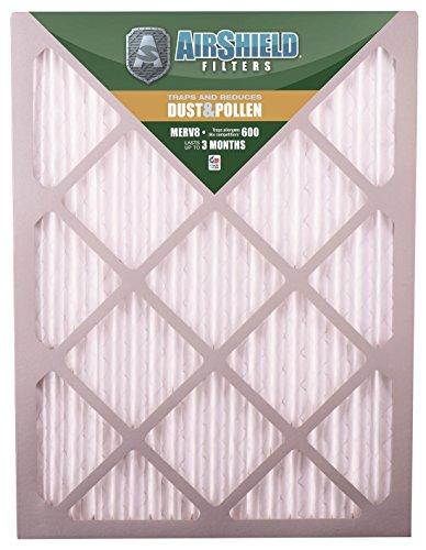 16x25x1 furnace filter merv 8 - 8