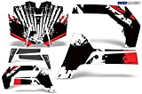 Wholesale Decals Polaris RZR 800 2011-2014 All Years Full UTV Graphics Decal Kit Off Road Race Design