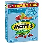 Mott's Medleys Fruit Flavored Snacks,...