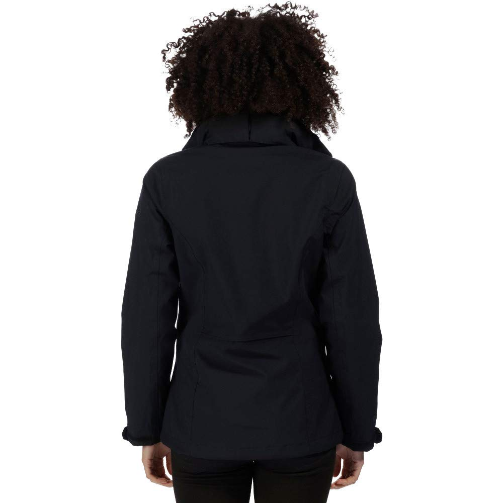 Mujer Regatta Calyn Str 3-in-1 Chaqueta Impermeable