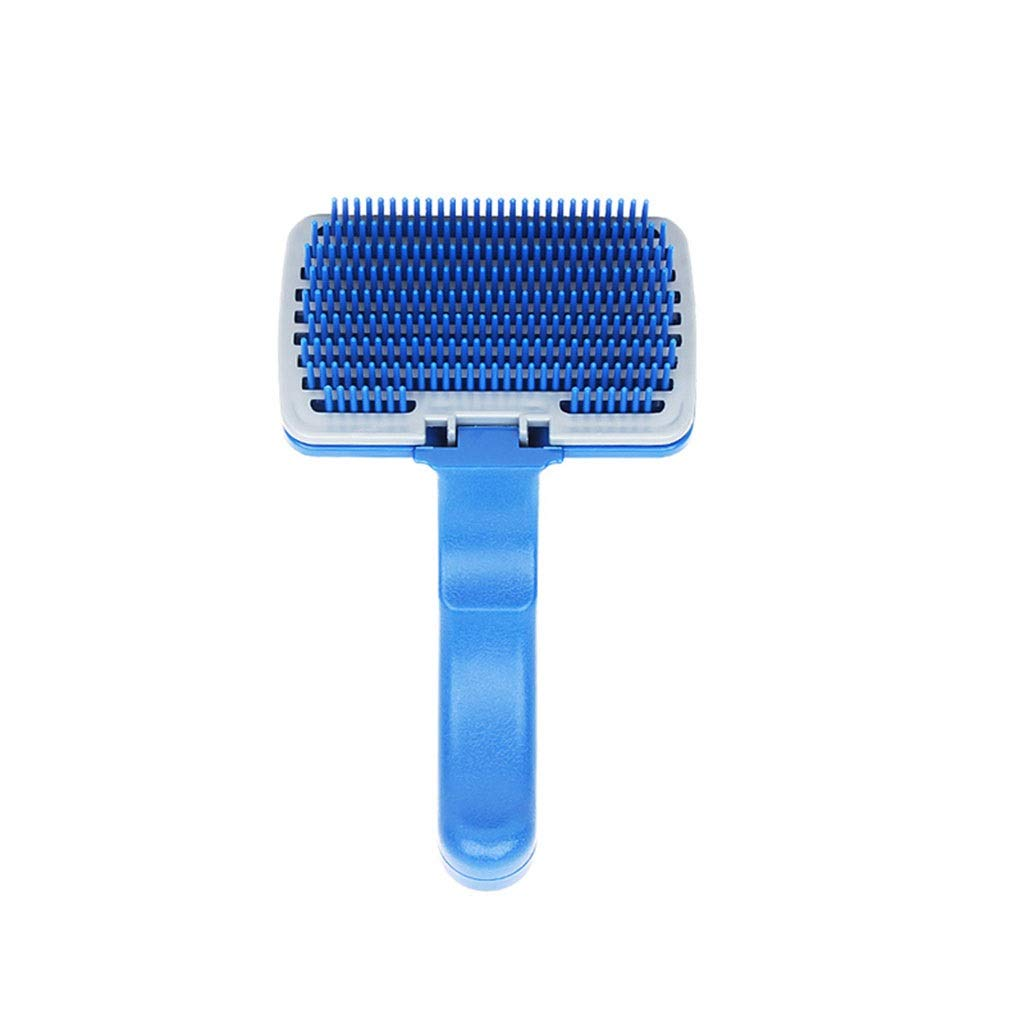 12cm Hair Removal Tool, Pet Comb, Soft Material, No Harm to Cat and Dog Skin, Quick Massage Bath (Size   12cm)