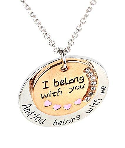 Suyi Cozy Gift Pendant Necklace