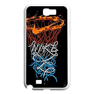 DDOUGS Basketball Personalized Cell Phone Case for Samsung Galaxy Note 2 N7100, Best Basketball Case