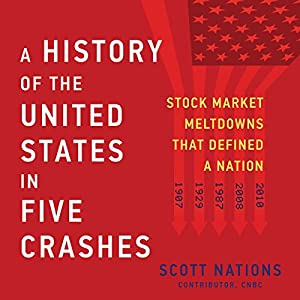 A History of the United States in Five Crashes Audiobook